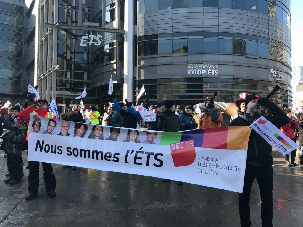 Manifestation aux portes ouvertes - Bureau commun des assurances collectives ...
